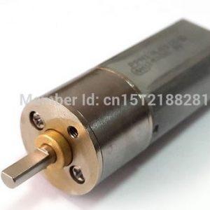 micro metal 600rpm