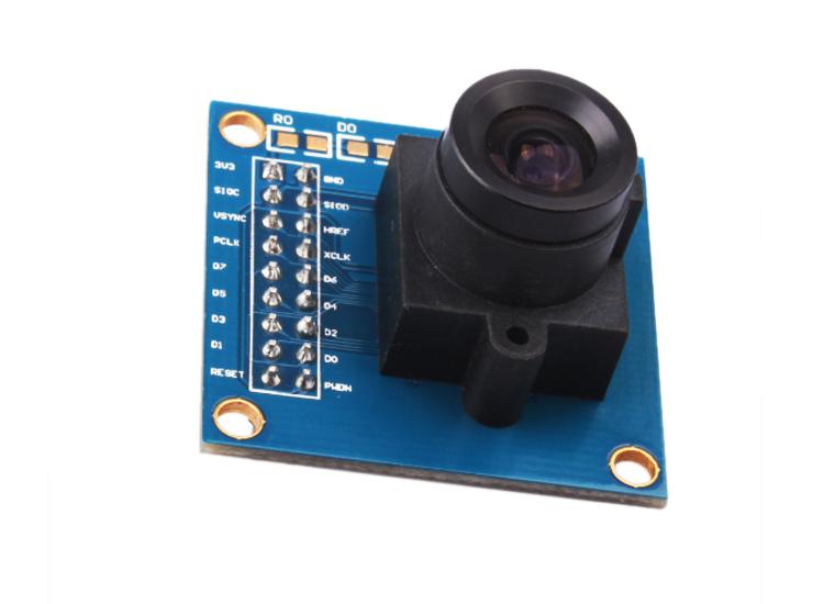 OV7670 Camera Module_A