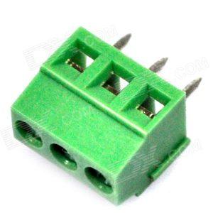 green 3pin