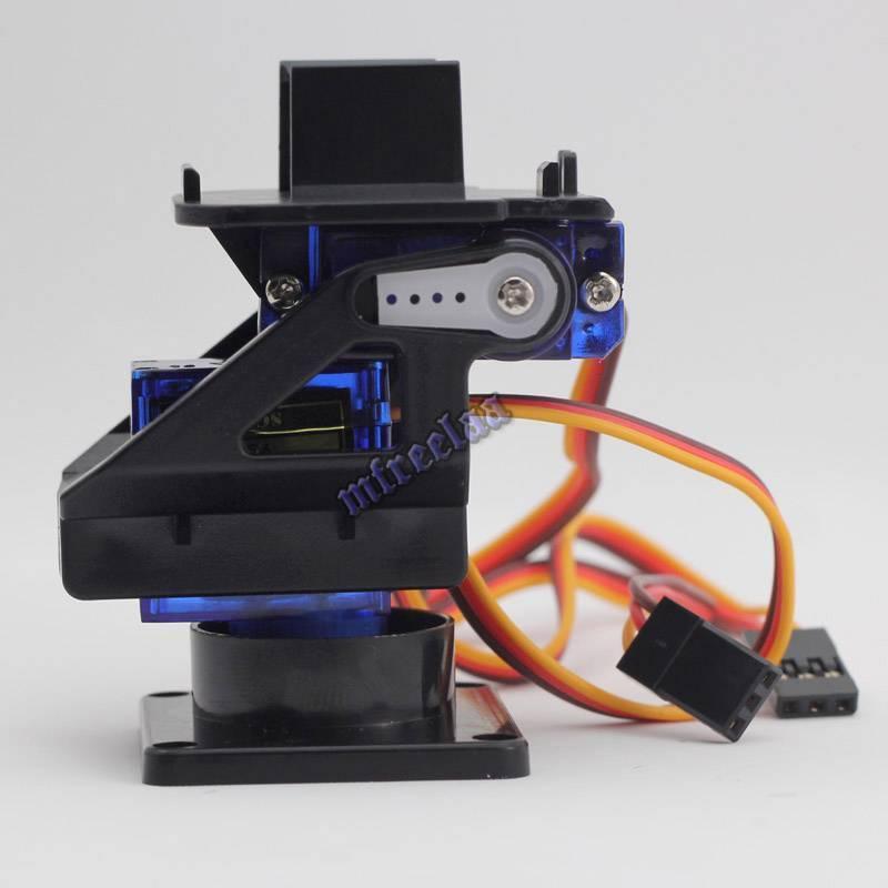 Pan Tilt Camera Platform Camera Mount Gimbal Robotech Shop