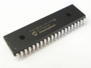 PIC16F877A-microcontroller