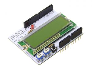 LCD Shield Kit - Green